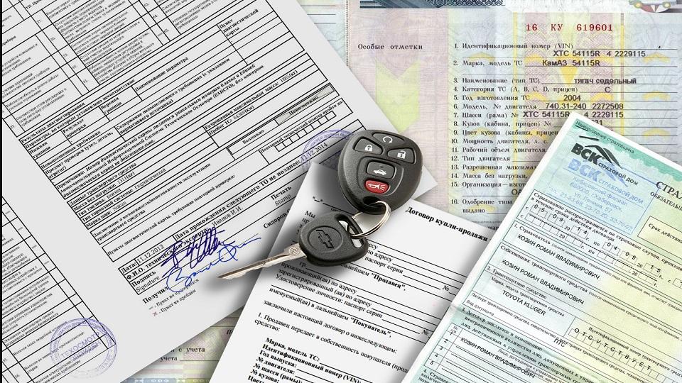 Документы водителя в 2019 году