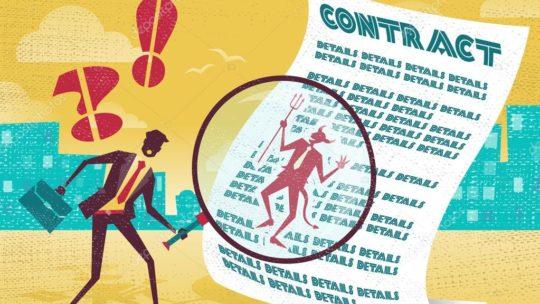 Достоверность сделки с контрагентом : дьявол кроется в деталях